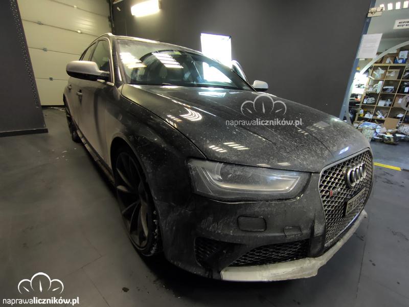 Naprawa liczników samochodowych Audi
