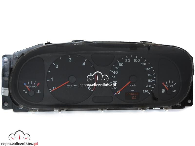 naprawa licznika Opel Frontera B