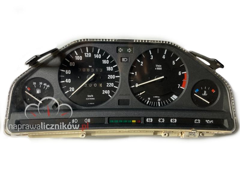 Naprawa licznika BMW E30