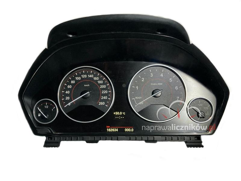 Naprawa licznika BMW F60