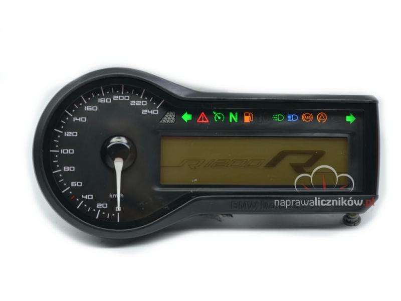 Naprawa licznika BMW R1200