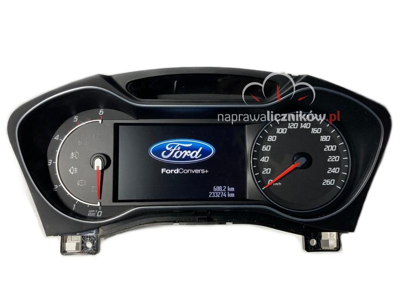 Naprawa licznika Ford Mondeo S-Max MK4