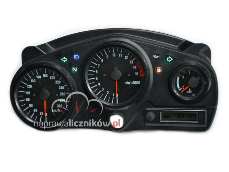 Naprawa licznika Honda CBR 600