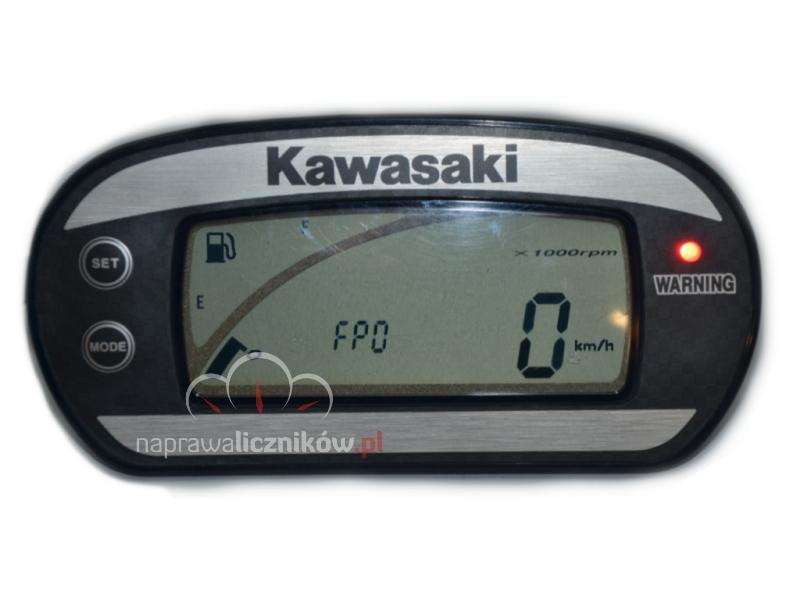 Naprawa licznika Kawasaki STX 15