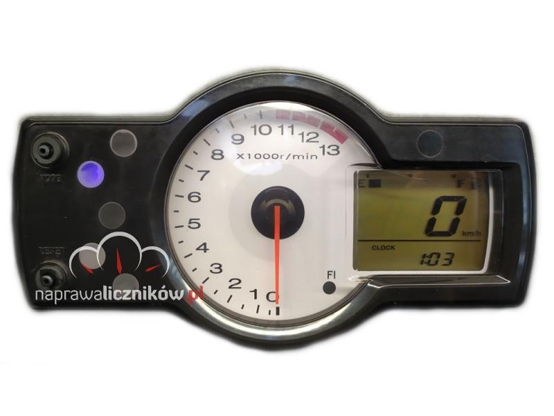 Naprawa licznika Kawasaki Versys 650