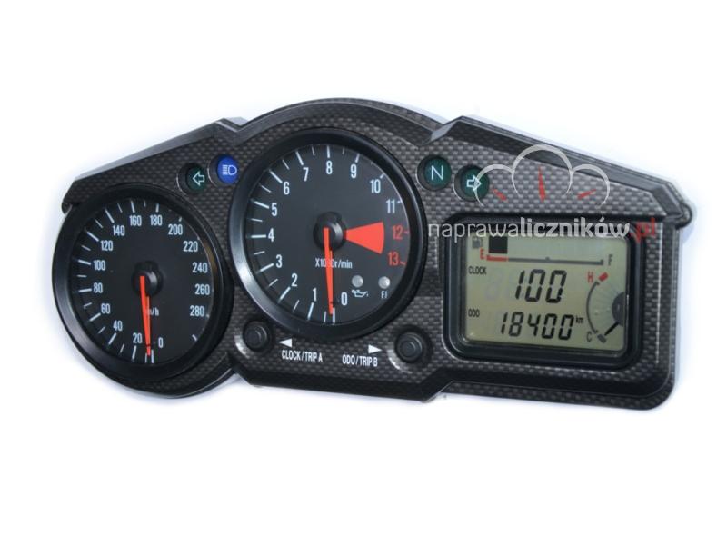 Naprawa licznika Kawasaki ZX 12R