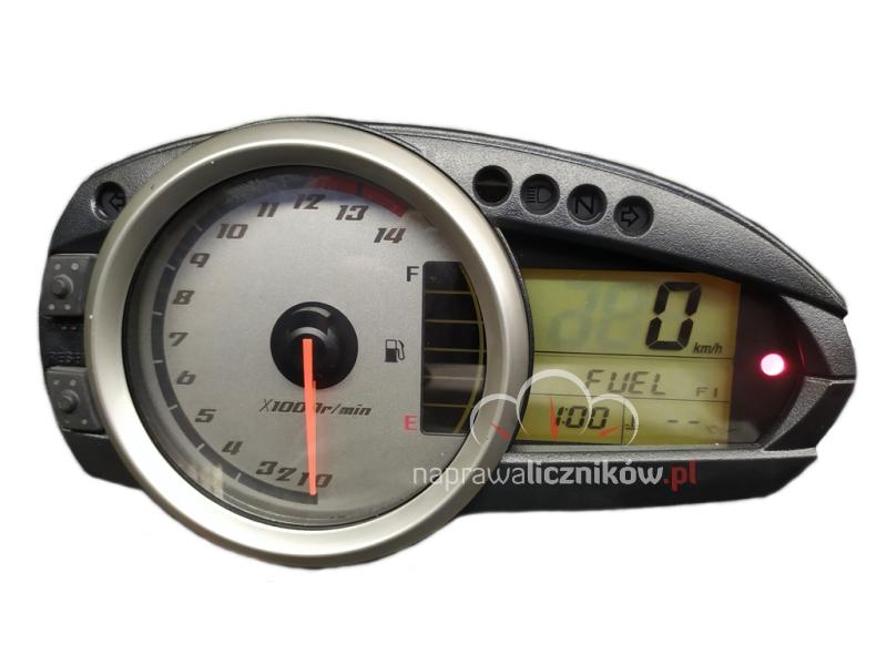 Naprawa licznika Kawasaki Z750