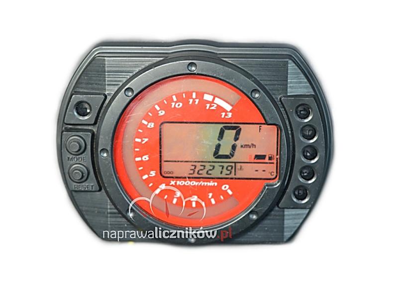 Naprawa licznika Kawasaki Z750 / ZX-6R / Z1000 / ZX-10R