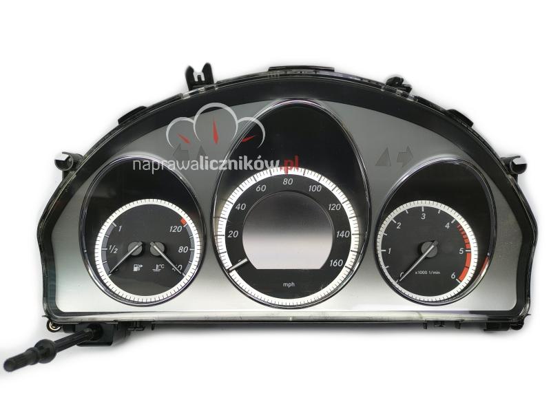 Naprawa licznika Mercedes W204 W212
