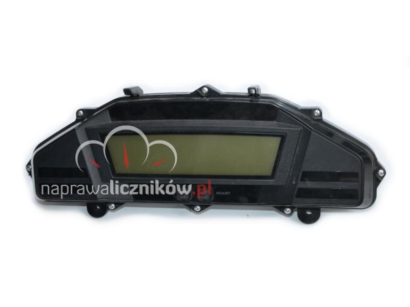 Naprawa licznika Suzuki Burgman 650