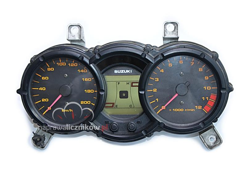 Naprawa licznika Suzuki DL 650