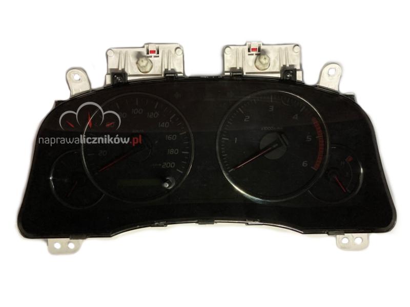 Naprawa licznika Toyota Landcruiser 120