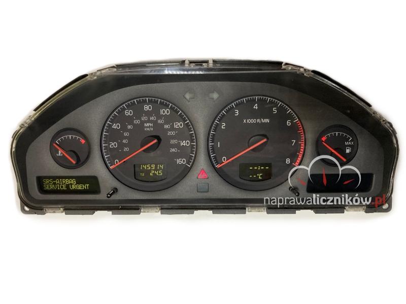 Naprawa licznika Volvo S60 / S80 / XC90 / V70