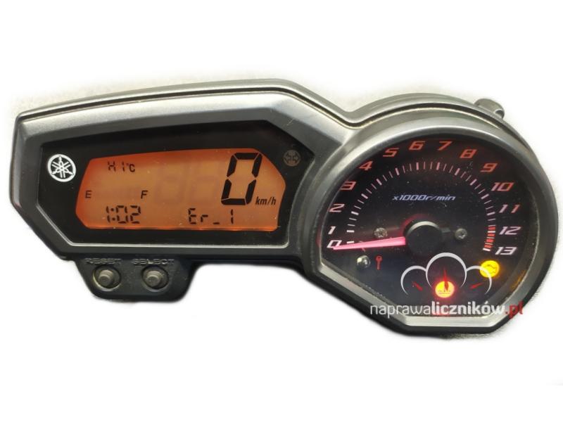 Naprawa licznika Yamaha XJ6N