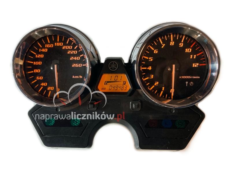 Naprawa licznika Yamaha XJR 1300